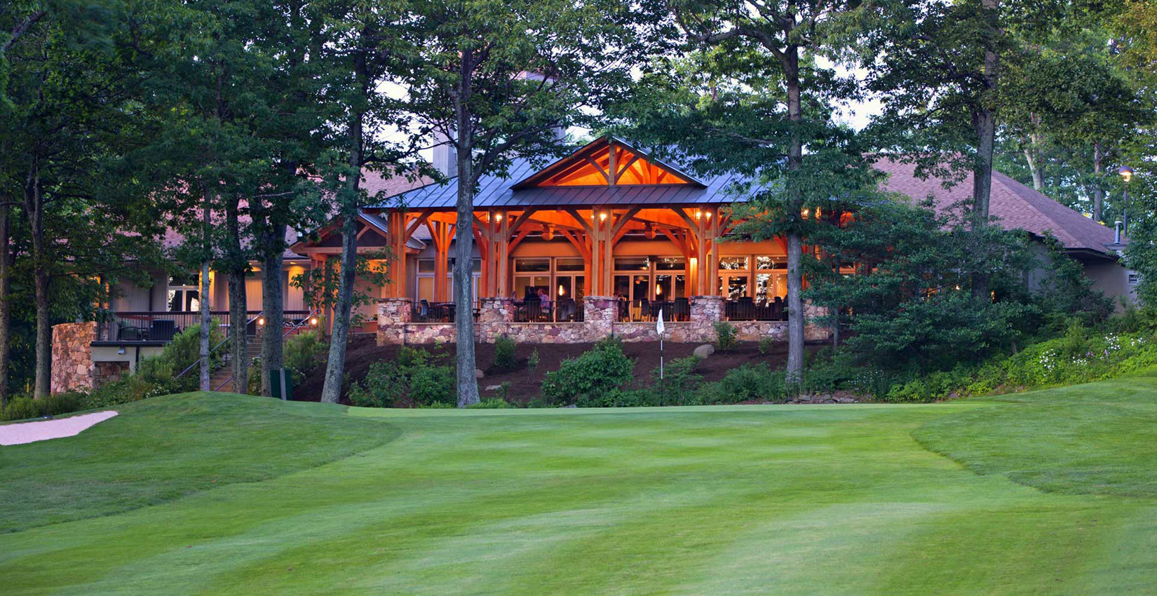 Dining at Wintergreen Resort in the Blue Ridge