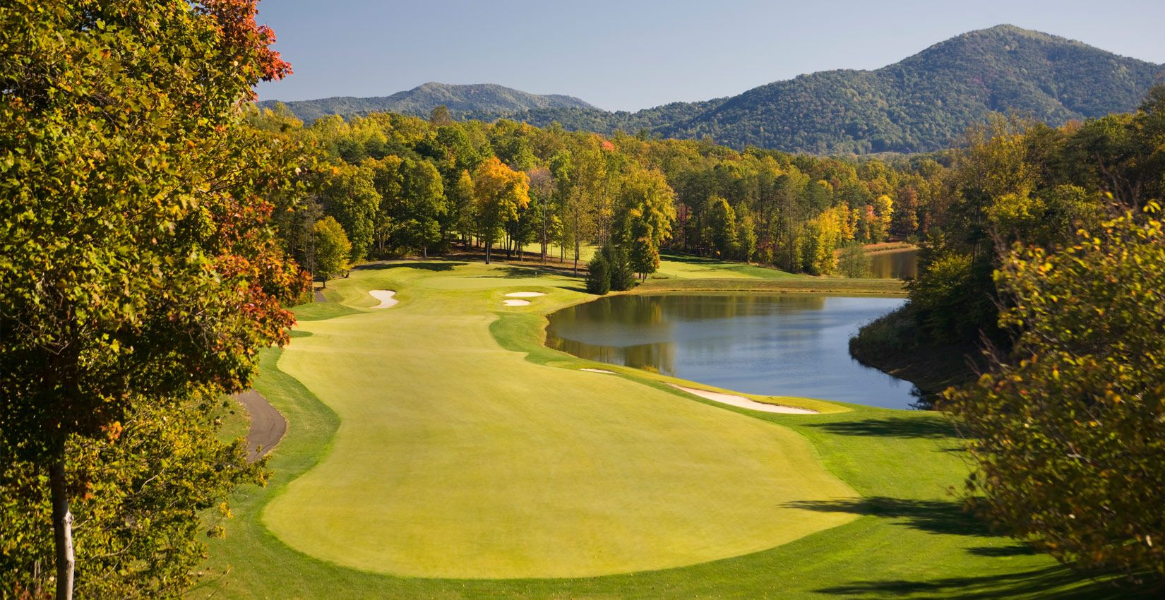 Stoney Creek Golf Course Wintergreen Resort