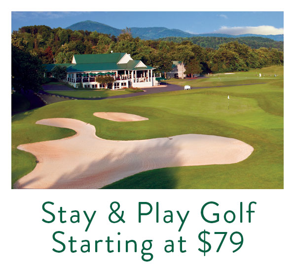 STay and Play Golf at Wintergreen Resort
