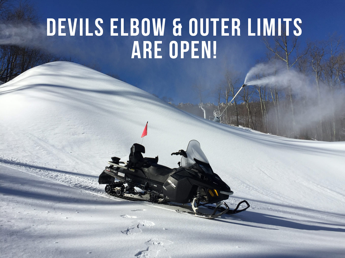 devils elbow and outer limits ski trails