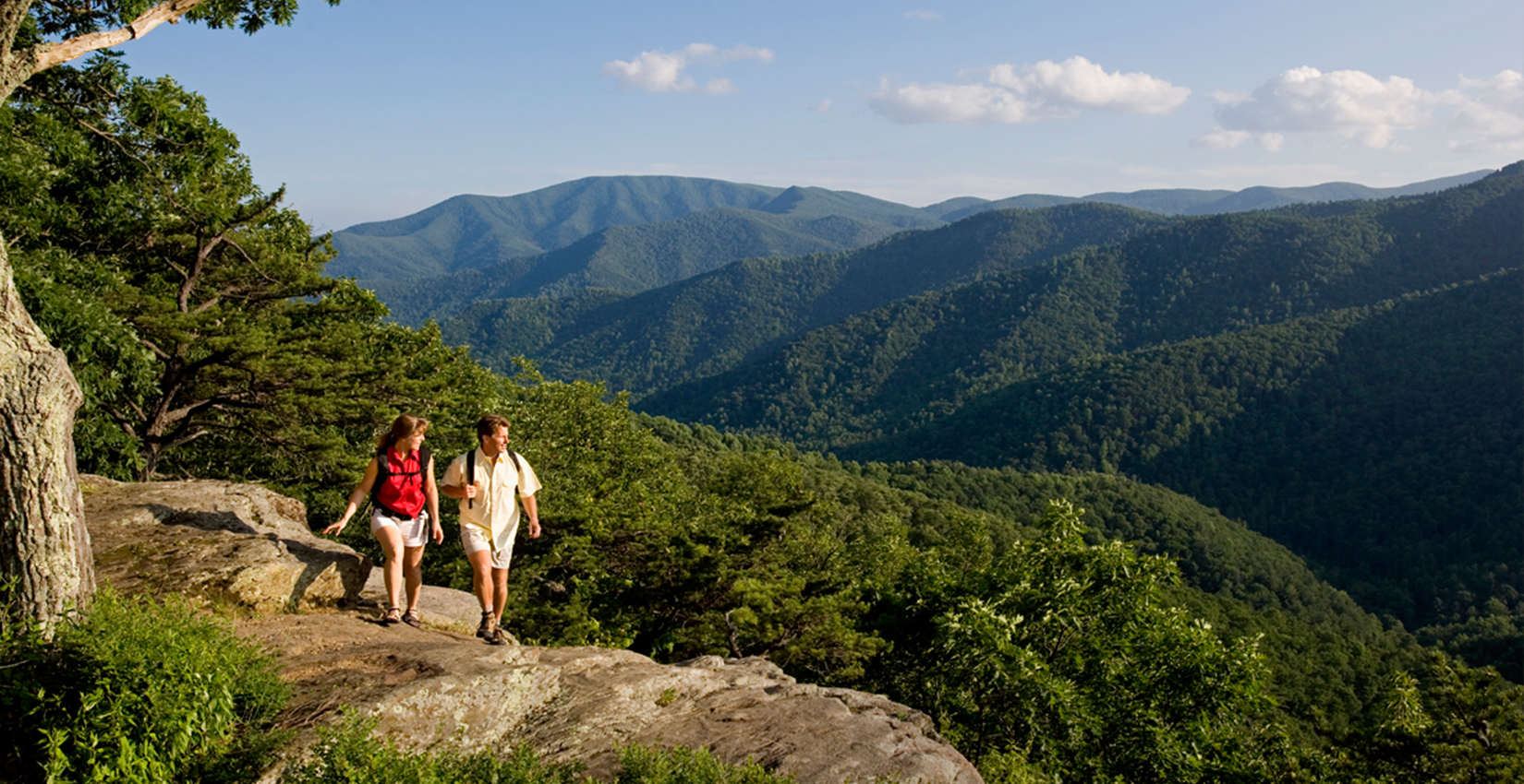 Hike Virginia's Blue Ridge Mountains