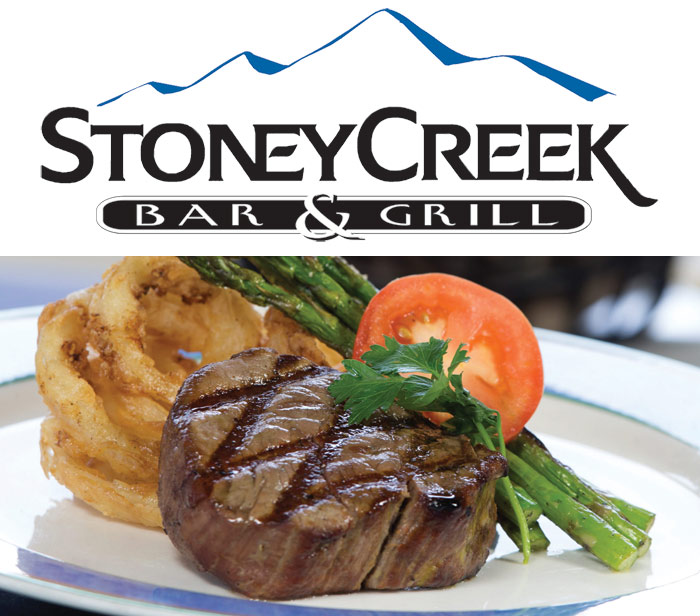 Stoney Creek Bar and Grill Steak