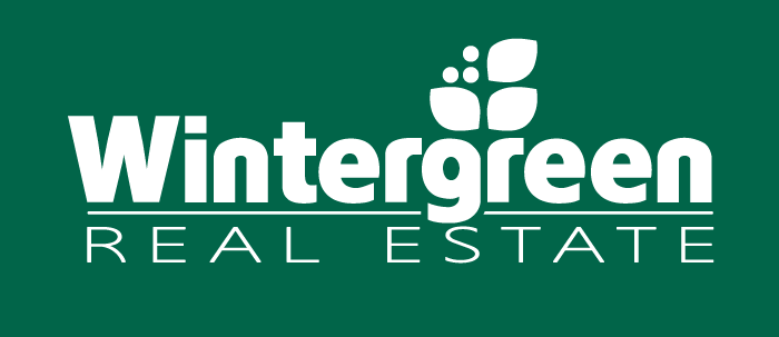 Wintergreen Real Estate Logo