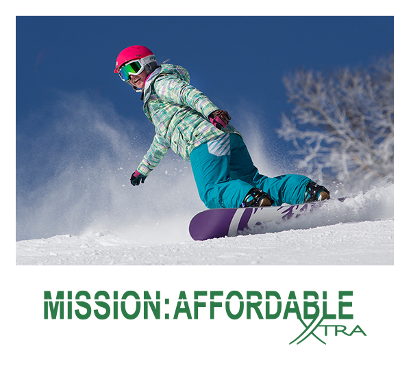 Mission Affordable Season Passes