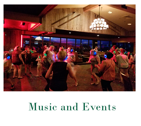 Music andn Events