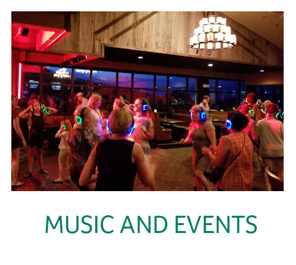 Music and Events