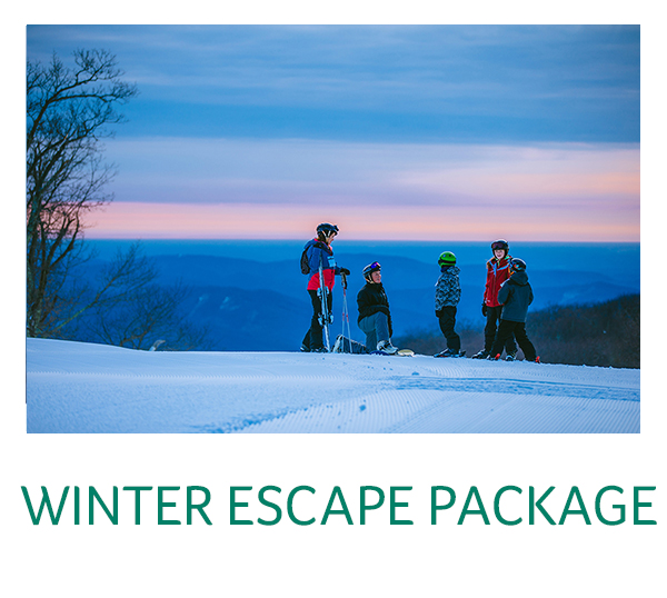 Winter Escape Package