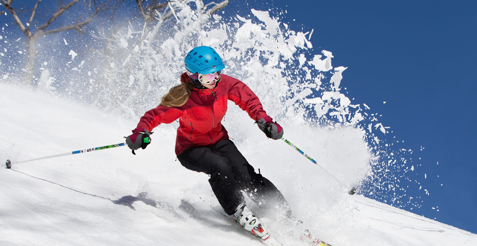 Family Ski Vacations in the Blue RIdge at Wintergreen Resort